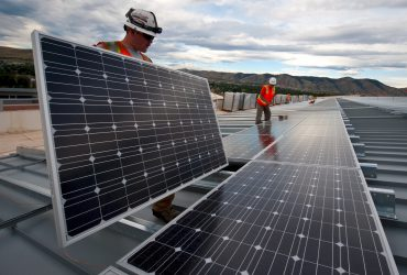 Solar installer fastest career growth